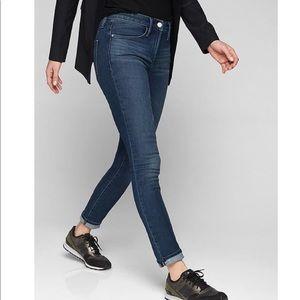 fd9e41d8bbcbf2 Athleta Jeans | Sculptek Skinny Jean Sapphire Wash 0 | Poshmark